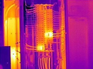 electrical thermal image